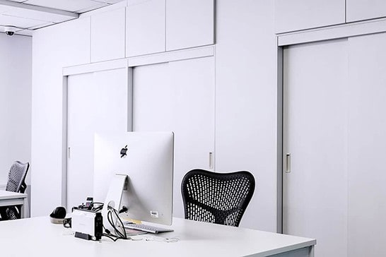 Maccomputer kontor